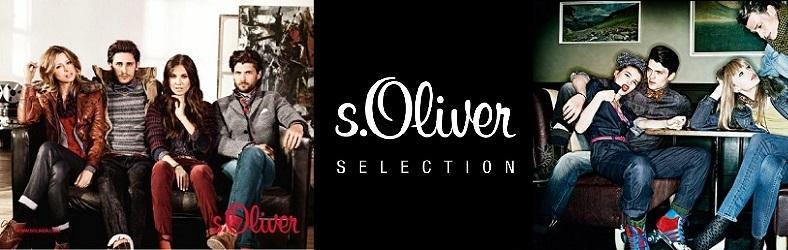 S'Oliver webáruház cipő ruházat farmer