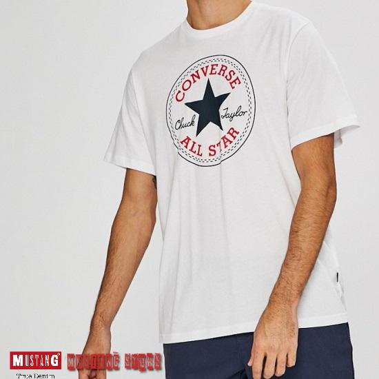 c9799c0149 Converse 10002848-A02-102 Converse férfi póló, Mustang webáruház ...