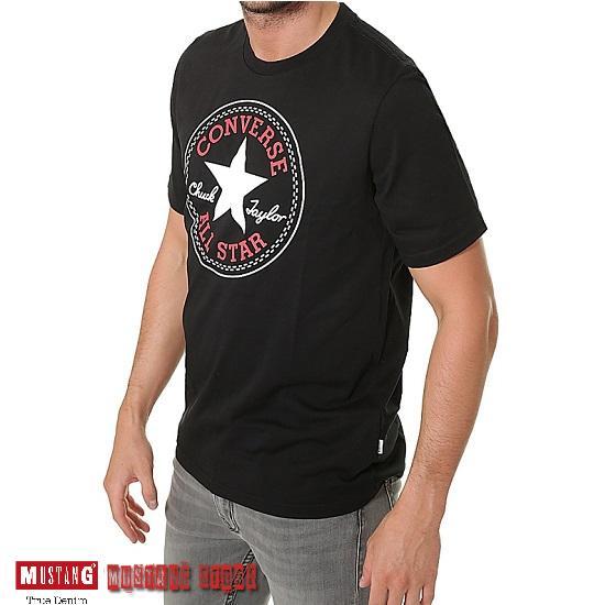 b9ac74f33f Converse 10005415-A01-001 Converse férfi póló, Mustang webáruház ...