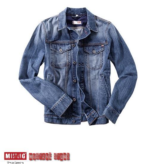 Mustang New York Jacket 3309-5025-078 mustang farmerdzseki 4ed1379530
