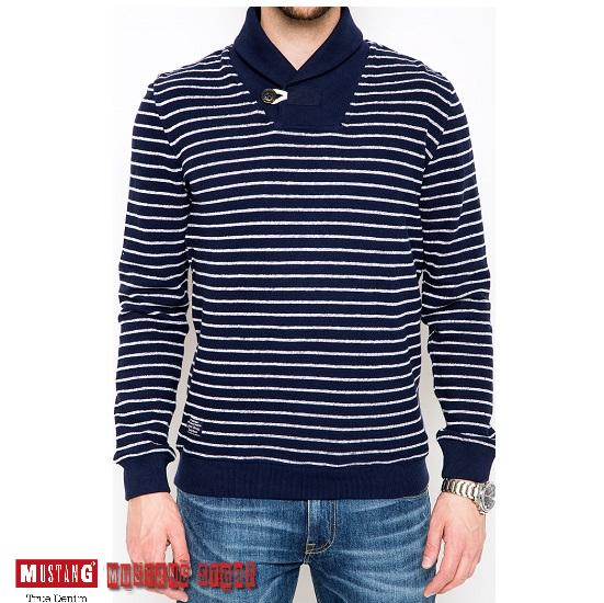 Pepe Jeans férfi kötött pulóver PM580651-595 -Marino f781121560