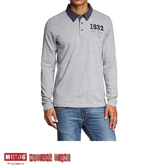 Mustang férfi hosszú ujjú póló 8638-1588-160 eda6dbfcbd